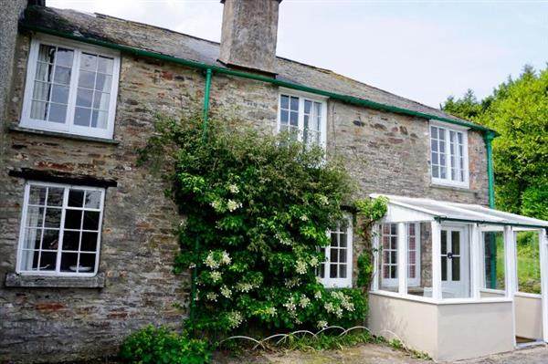 Orchard Cottage in Brayford, Devon