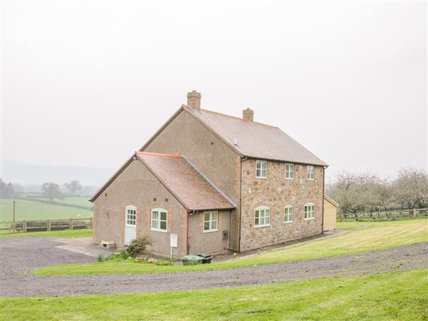 Orchard Cottage in Shropshire