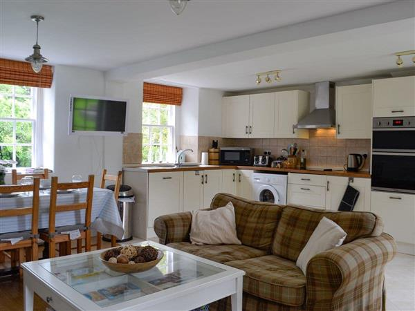 Orchard Cottage in Wigtownshire