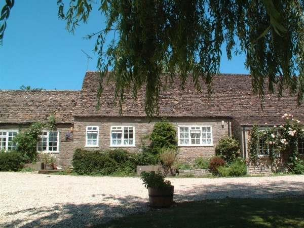 Orchard Cottage in Wiltshire