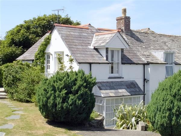 Orchard Cottage in Cornwall