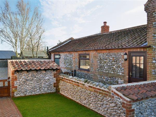 Orchard Farm - Smithy Cottage in Norfolk