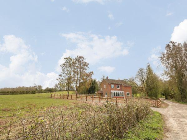 Orchard House in Herefordshire