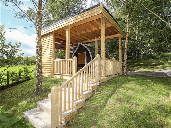 Orchard Pod in Maerdy near Corwen, Clwyd