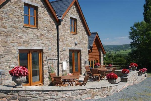 Orchard View Cottage in Powys