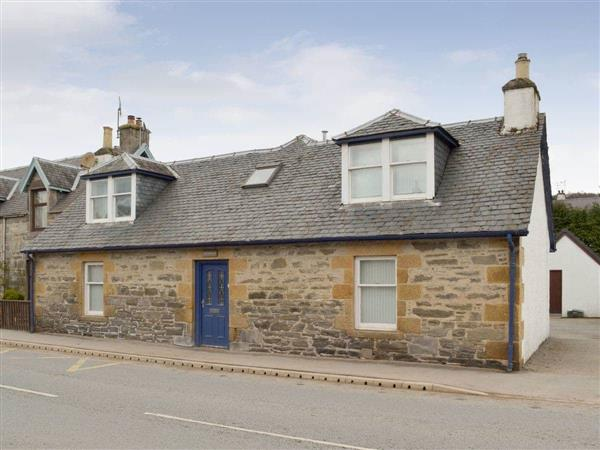 Ord Bahn Cottage in Inverness-Shire