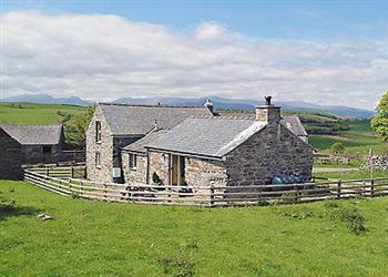 Orseddwen Cottage in Gwynedd