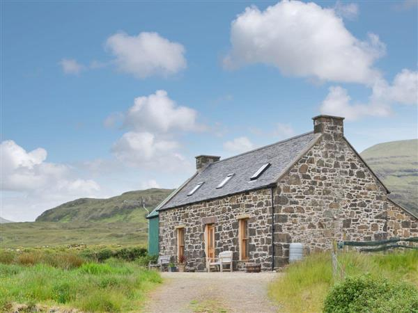 Osdale Cottages - Eagle Farmhouse in Isle Of Skye