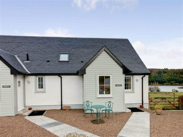 Osprey Hideaways - Kestrel Cottage in Stirlingshire