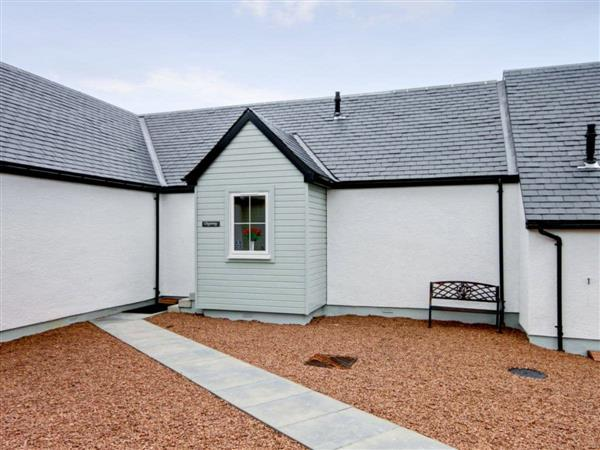 Osprey Hideaways - Osprey Cottage in Stirlingshire