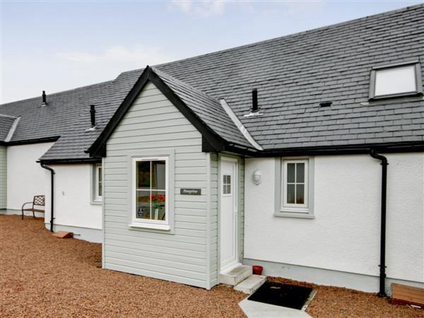Osprey Hideaways - Peregrine Cottage in Stirlingshire