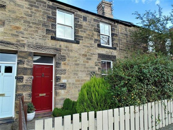 Oswin Cottage in Northumberland