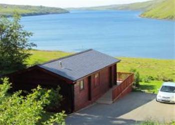 Otter Lodge in Isle Of Skye