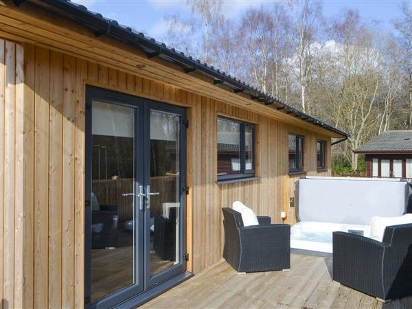 Otterburn Hall Lodges - Leafy Retreat in Northumberland