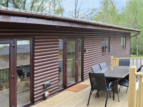Otterburn Hall Lodges - Reivers Rest in Northumberland