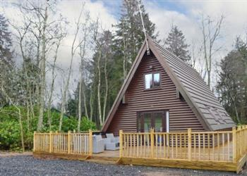 Otterburn Hall Lodges - Squirrel Cottage in Northumberland