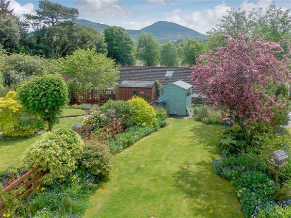 Overbutton Cottage in Roxburghshire