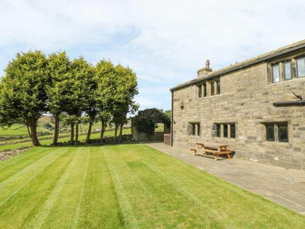 Owd Ikes Cottage in West Yorkshire