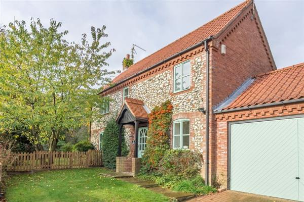 Owl Cottage (Woodside) from Norfolk Hideaways