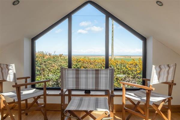 Oyster Barn from Norfolk Hideaways