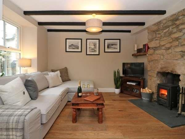 Oyster Cottage in Cornwall