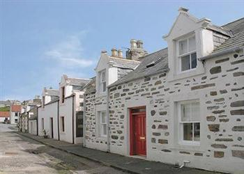 Oystercatcher Cottage in Banffshire