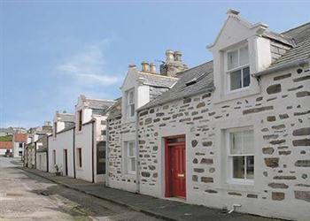 Oystercatcher Cottage in Banffshire