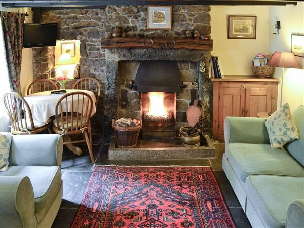 Paddock Cottage in Cornwall
