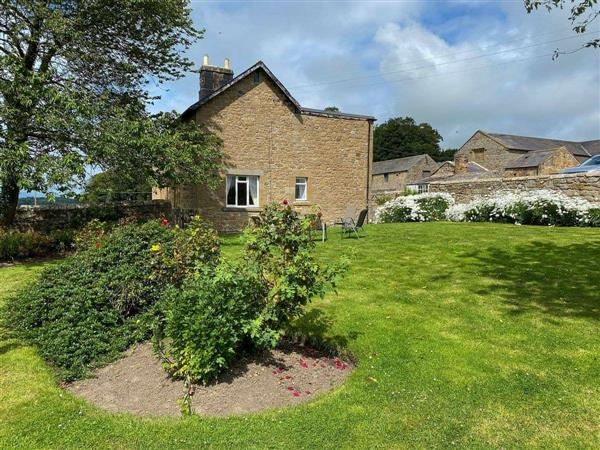 Paddock Cottage in Northumberland