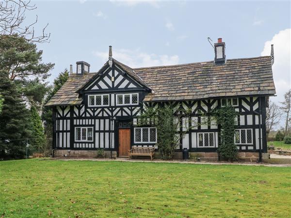 Pale Farm in Cheshire