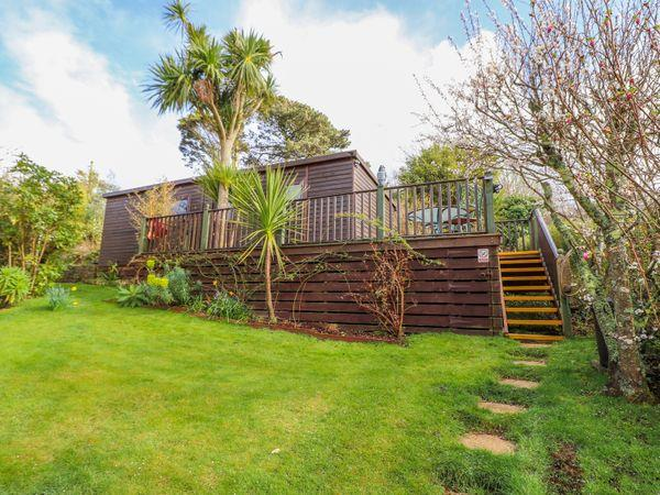Palm Lodge in Cornwall