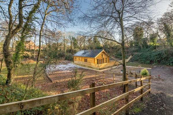 Pal's Cabin in Norfolk