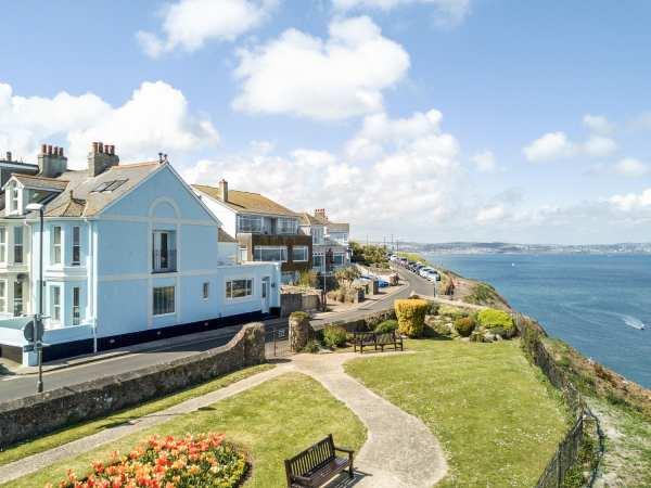 Panoramic Cottage in Brixham, Devon