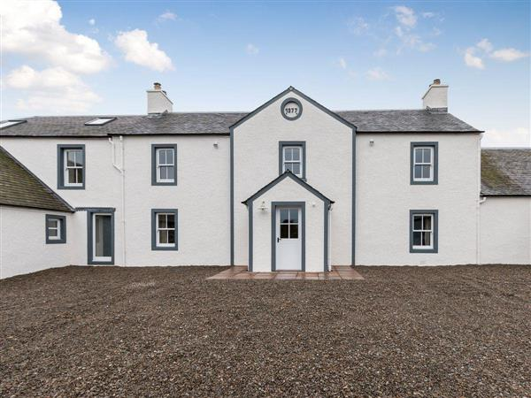 Pant Farmhouse in Ayrshire