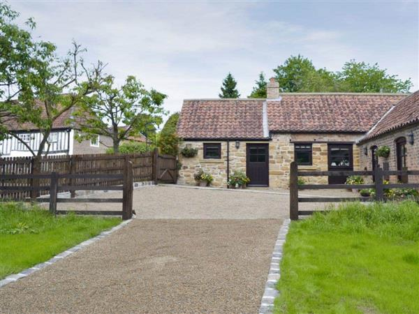 Paper Mill Cottage in North Yorkshire