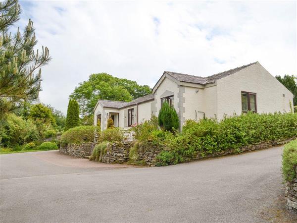 Parc Newydd Cottages - The Barn in Gwynedd