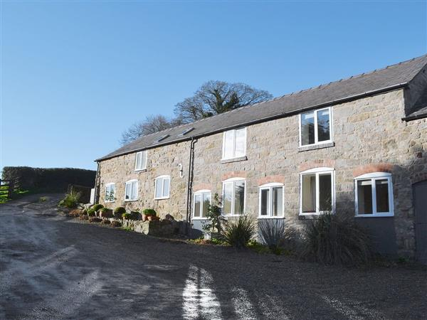 Parc Uchaf Cottages - Granary Cottage in Shropshire