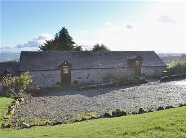 Parc Uchaf Cottages - Stable Cottage in Shropshire