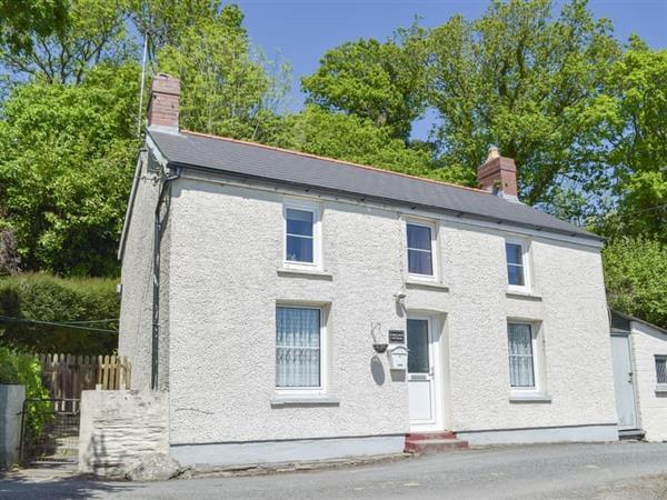 Parcllwyd Cottage, Dyfed