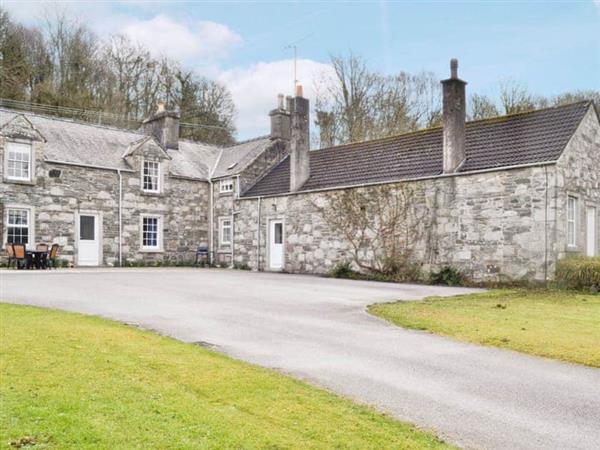 Park Cottage in Kirkcudbrightshire