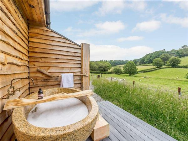 Park Dairies Lodges - Bedw Lodge in Powys
