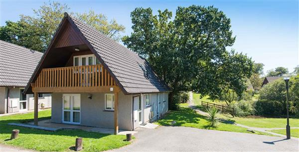 Park Lodge In St Tudy Near Port Isaac North Cornwall Sleeps 8