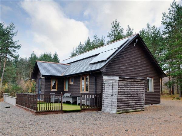 Park Lodge in Kincardineshire