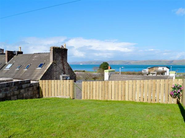 Park View Cottage in Wigtownshire