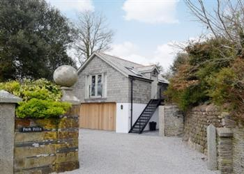 Park Villa Lodge in Cornwall