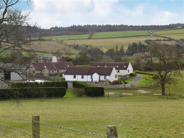 Parkley Farm Holiday Cottages - Elm Tree Cottage in West Lothian