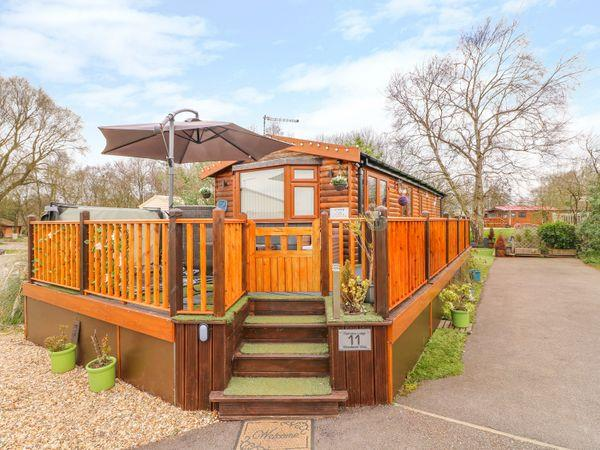 Parkview Lodge in Lincolnshire