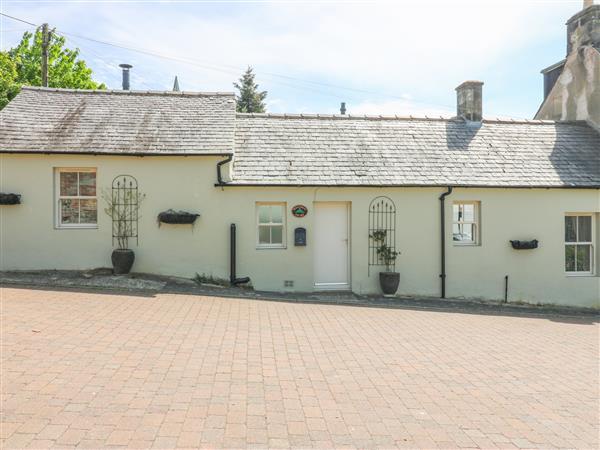 Parliament Cottage in Dumfriesshire