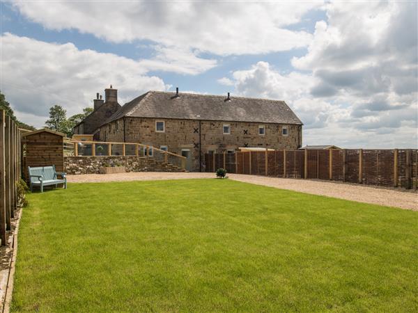 Parlour Barn in Staffordshire