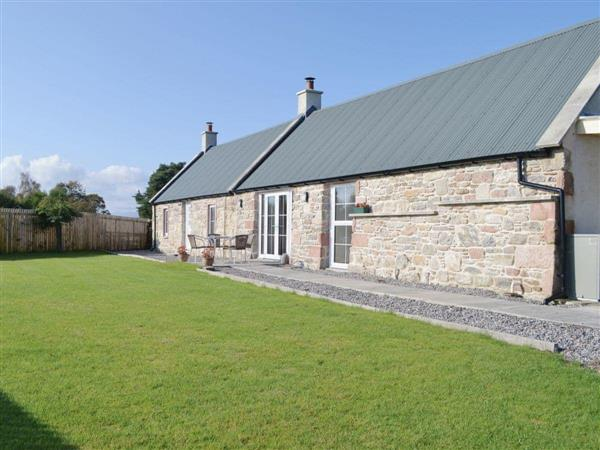 Paterson Cottage in Ross-Shire